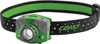 Coast FL75R Rechargeable Pure Beam Focusing Headlamp, Green