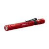 Coast HP3R Rechargeable Focusing Penlight, Red