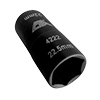 CTA Manufacturing Corporation 22mm x 22.5mm Lug Nut Flip Socket