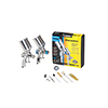 DeVilbiss StartingLine® HVLP Complete Auto Painting and Priming Gun Kit