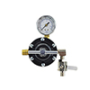 DeVilbiss HAR-600 60 CFM Regulator Gauge and Valve