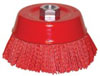 Dominion Sure Seal Nylon Cup Brush, Nylon Cup Brush 6""