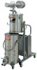 Dynabrade Pneumatic Portable Vacuum w/ Division I Immersion Separator, Division I