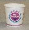 E-Z Mix 1/4-Pint Plastic Mixing Cups, box of 400