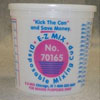 E-Z Mix 5 Quart Cups, Blanks