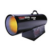Enerco HD Portable Direct-Fired Forced Air Propane Heater, HS170FAVT 125,000-170,000 BTU/HR