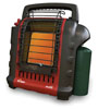 Enerco Portable Buddy Heater - Massachusetts and Canada Version