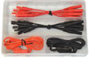 Electronic Specialties 16 Pc. Spade Terminal Test Lead Set