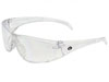 Encon Safety Products Inc Veratti 351, Clear Frame, Clear Lens, ScratchCoat