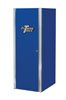 "Extreme Tools 72"" Side Cabinet, Blue"