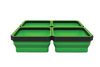 E-Z Red QUAD Expandable Magnetic Tray, Green