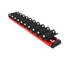 E-Z Red 10 Pc. Magnetic Wrench Rack, Red