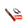 Xtreme Logo Work Light, 500 Lumens, Red W/PROMO Rechargeable Neck Light