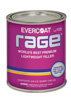 Fibre-Glass Evercoat Rage® Premium Lightweight Body Filler, 1-Quart