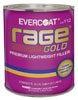 Fibre-Glass Evercoat Rage® Gold Premium Lightweight Filler, Gallon