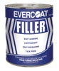 Fibre-Glass Evercoat Evercoat Filler with Blue Cream Hardener, 1 Gallon