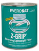 Fibre-Glass Evercoat Z-Grip® Non-Clog Lightweight Filler, Gallon