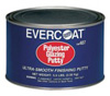 Fibre-Glass Evercoat Polyester Glazing Putty, 1/2-Gallon