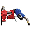 Fill-Rite 12 Volt DC 15 GPM (57 LPM) Fuel Transfer Pump with Arctic Package