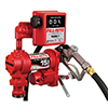 Fill-Rite 12 Volt DC 15 GPM (57 LPM) Pump with Gallon Meter, Hose and Manual Nozzle
