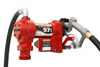 Fill-Rite 24V DC Pump with Hose, Manual Nozzle