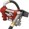 Fill-Rite 12 Volt DC High Flow Pump with Hose and Manual Nozzle