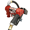 Fill-Rite 12V DC Hi-Flow Pump with Hose and Ultra Hi-Flo Automatic Nozzle