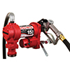 Fill-Rite 115 Volt AC 15 GPM (57 LPM) Pump with Hose and Manual Nozzle