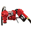 Fill-Rite 115 Volt AC 15 GPM (57 LPM) Pump with Hose and Automatic Nozzle