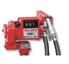"Fill-Rite 115V AC Pump, 3/4"" x 12' Hose, 1"" Automatic Nozzle (Up to 1in.)"