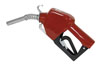"Fill-Rite 3/4"" Auto Nozzle with Hook, Unleaded"