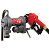 Fill-Rite 12 Volt DC 13 GPM (49 LPM) Pump with Hose and Automatic Nozzle