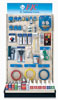 FJC, Inc. Display Assortment 3ft