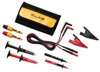 Fluke 10-Piece SureGrip Automotive Test Lead Kit