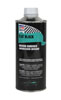 Finish Pro Flat Black Medium Hardener, Quart