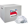 Finish Pro White Knit Cloths, 25 lbs.