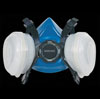 Gerson Disposable Dual Cartridge Respirator OV/P95, Large