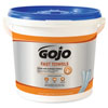 GOJO Industries FAST WIPES® Hand Cleaning Towels, 130 Count Bucket