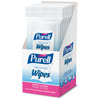 GOJO Industries PURELL Hand Sanitizing Wipes Clean Refreshing Scent - 20 ct Wipes