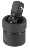 """Grey Pneumatic 1/2"""" Drive x 1/2"""" Male Universal Joint with Friction Ball"""