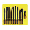 Grey Pneumatic 10 Pc. .401 Shank General Service Chisel Set