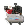 BelAire 13HP Two Stage Gas Driven Compressors, 30 Gallon