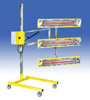 Infratech SR-6000 Hi-Intensity Short Wave Curing System