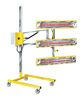 Infratech SR-6000-IR Hi-Intensity Short Wave Curing System