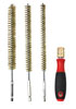 "Innovative Products of America Brass 9"" Bore Brush with Driver Set"