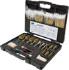 Innovative Products of America 17 Pc. Brass Professional Diesel Injector-Seat Cleaning Kit
