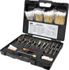 Innovative Products of America 17 Pc. Stainless Steel Professional Diesel Injector-Seat Cleaning Kit