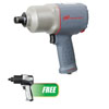 "Ingersoll Rand 3/4"" Drive Impactool™ w/FREE 1/2"" Super-Duty Air Impact Wrench"