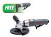 "Ingersoll Rand 4.5"" MAX Angle Grinder w/FREE Angle Die Grinder"