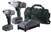 Ingersoll Rand 3 Pc. IQV20-2012 Cordless Combo Kit